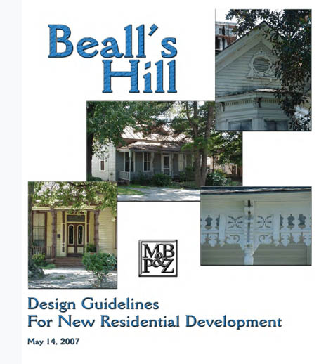 Bealls Hill Design Guidelines_coverpage